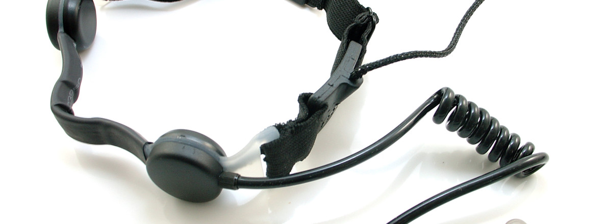 NT3 Black Ops 2 Throat Mic Headset